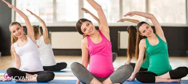 ایروبیک در بارداری