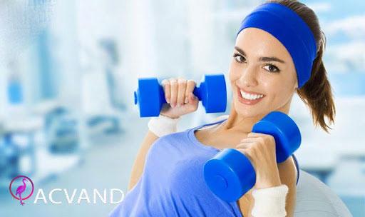 کاهش وزن و سفت شدن بدن
