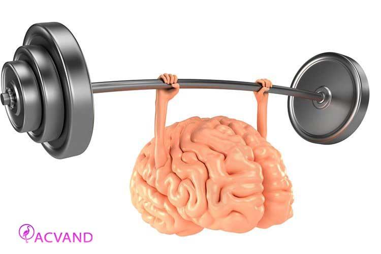 تقویت مغز با ورزش کردن
