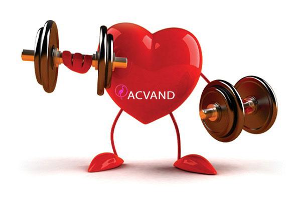 پیاده روی و تقویت قلب
