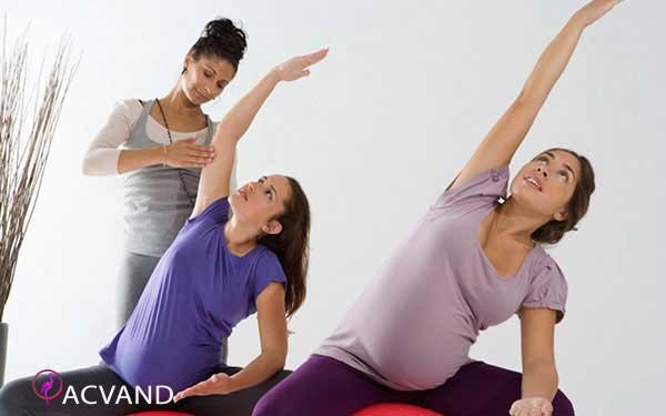 یوگا در بارداری و مزایا