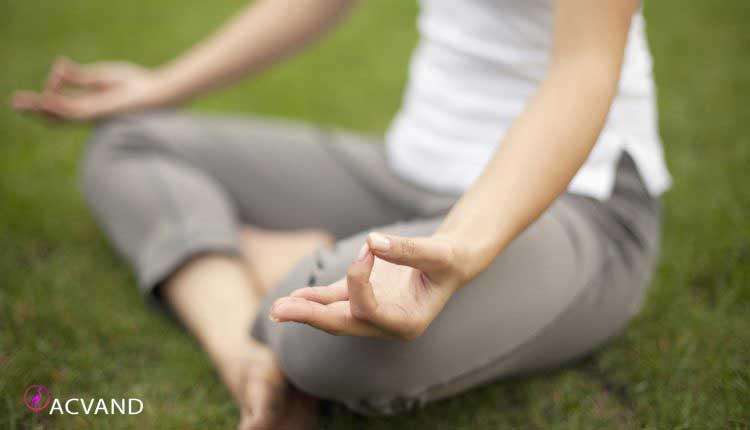 رفع چربی شکم با حرکات یوگا