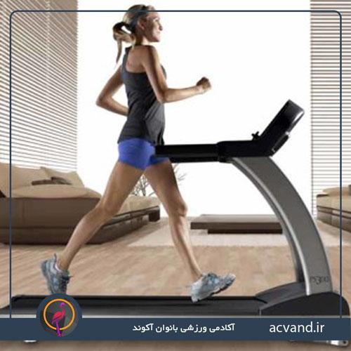 ورزش مدرن برای لاغری و تناسب اندام