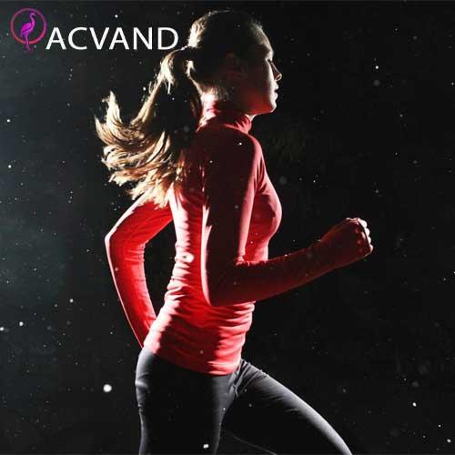 فواید ورزش در شب