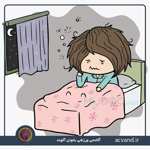 اختلالات خواب