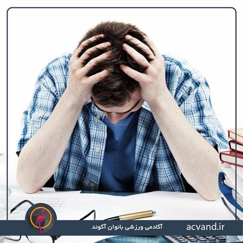 اضطراب و تفاوت آن با استرس