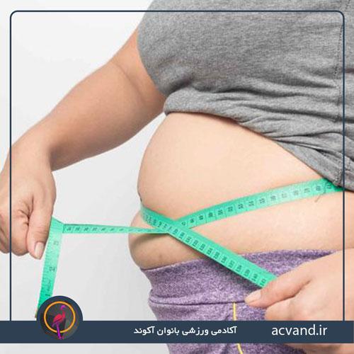 چاقی، عوارض و درمان آن