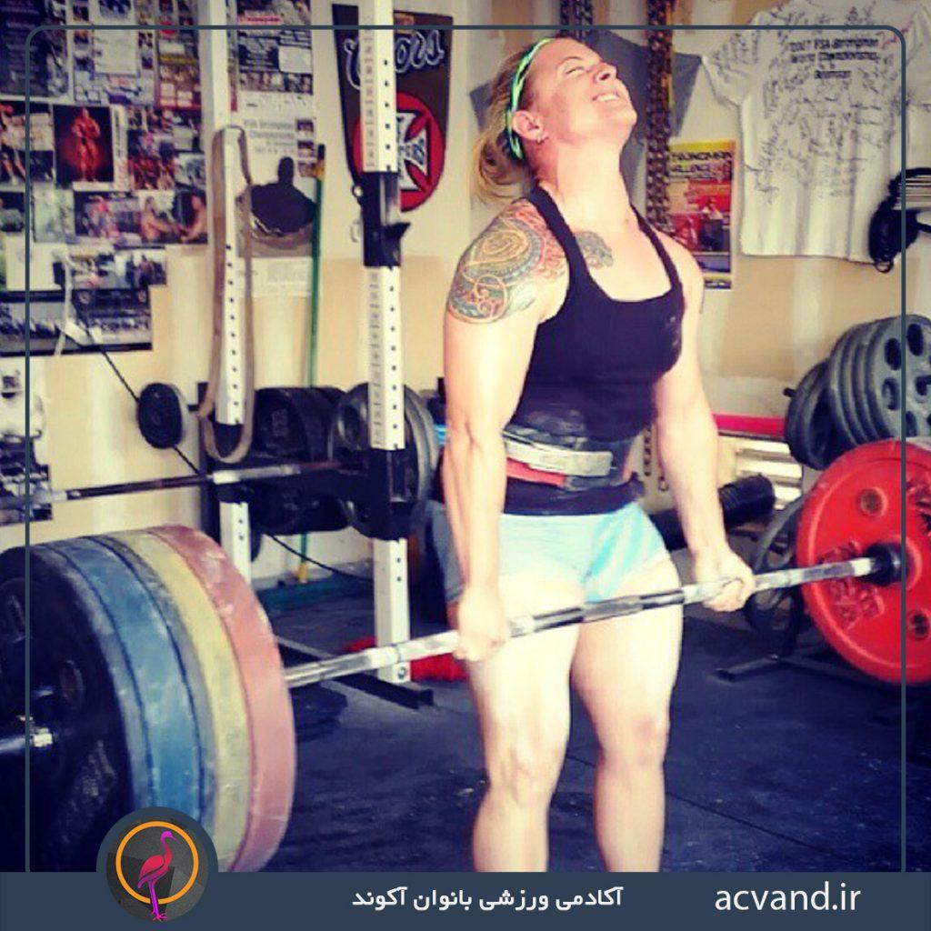ورزش سنگین و دردهای قاعدگی
