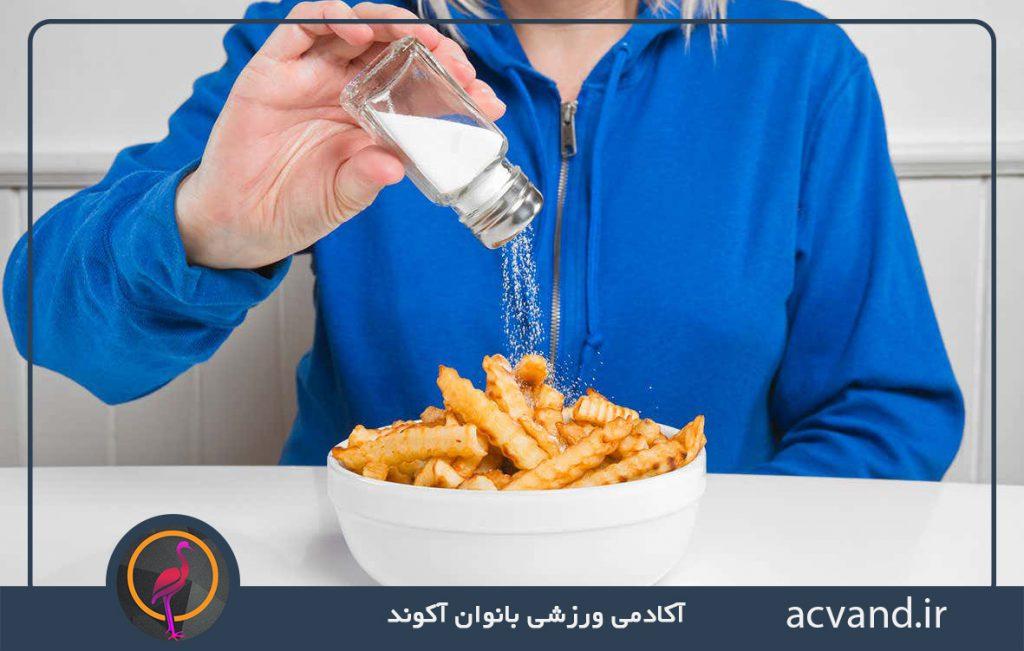 رژیم غذایی موثر بر دردهای پریود