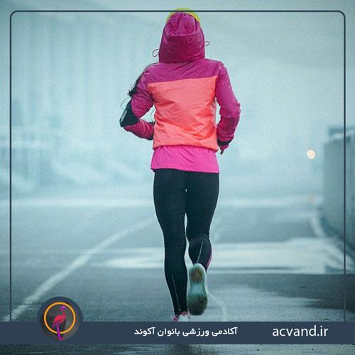 آلودگی هوا و ورزش