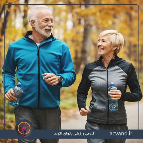 تغییر متابولیسم با افزایش سن