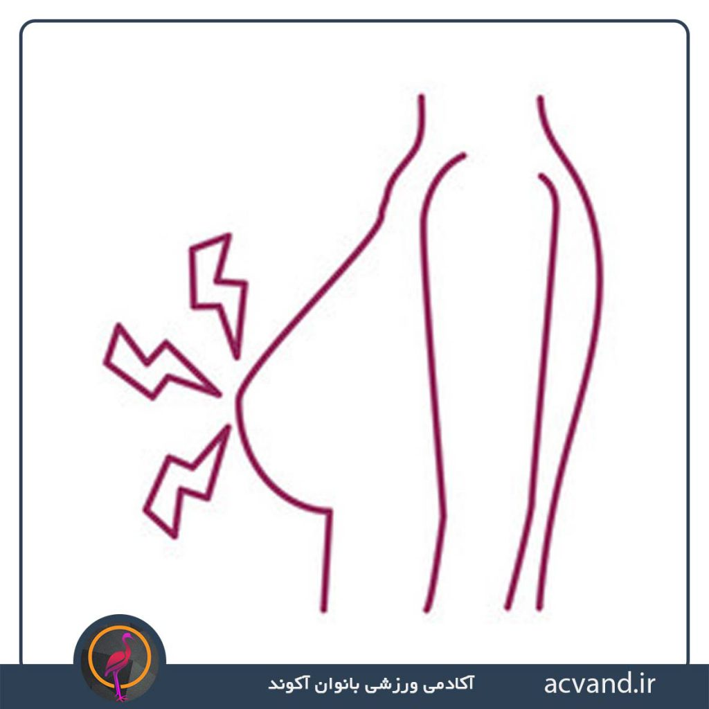 علت درد پستان