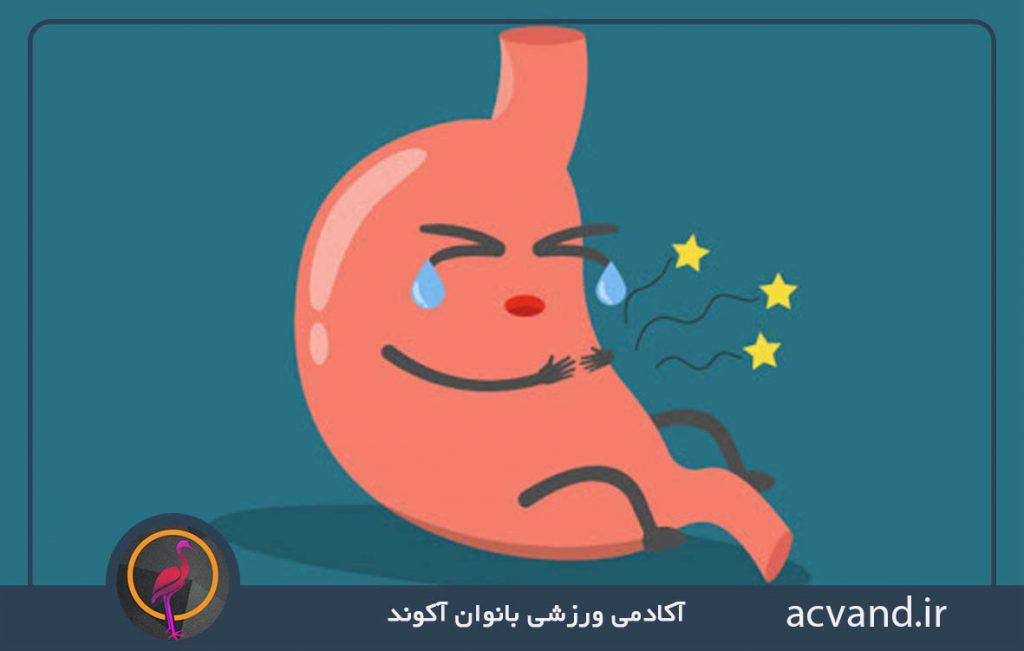 آنفلوآنزای معده