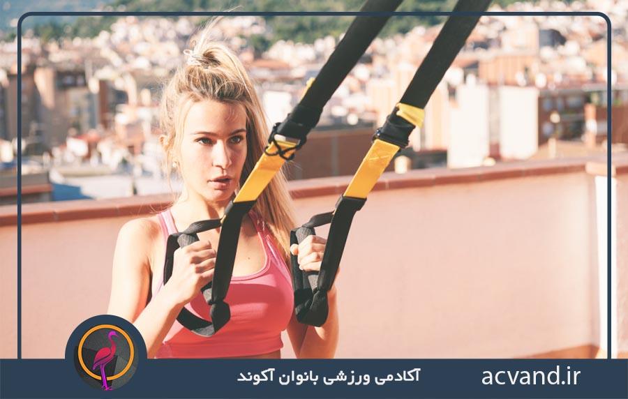 ورزش تی آر ایکس برای لاغری