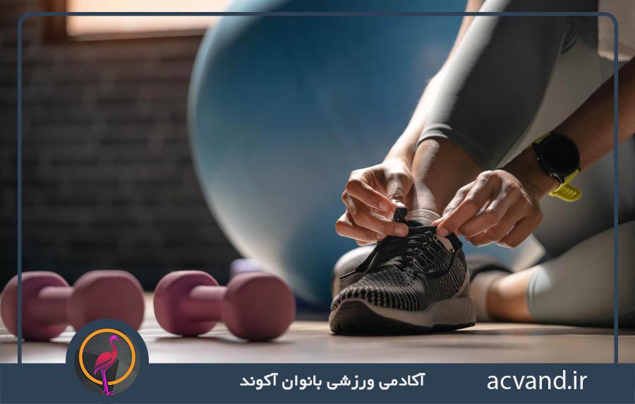 اهمیت ورزش در خانه