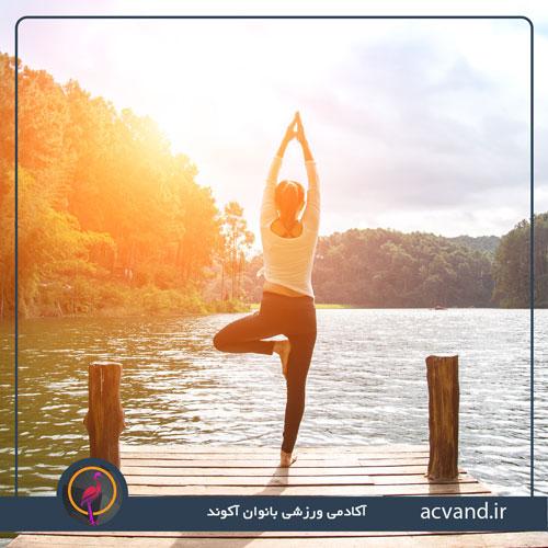 حرکات و فواید یوگا برای افزایش قد