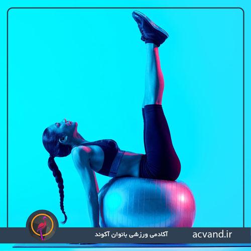 دانلود و خرید بهترین سی دی پیلاتس در خانه به زبان فارسی برای بانوان