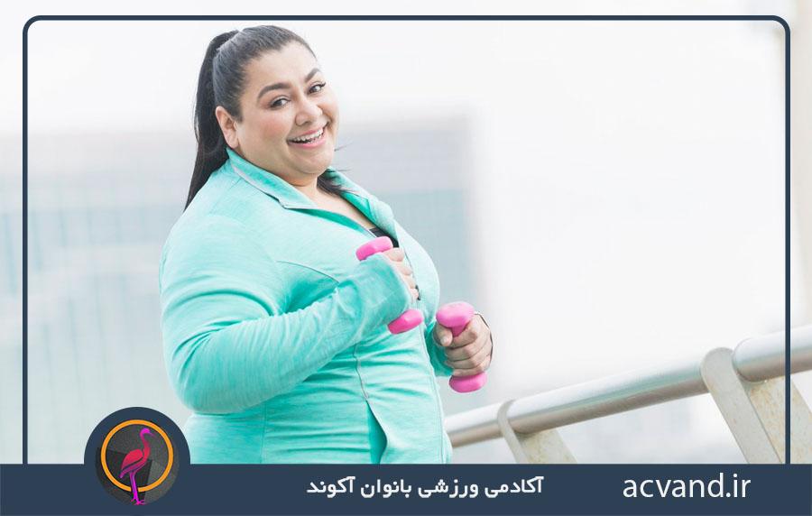 دریافت برنامه تمرینی بدنسازی برای لاغری و کاهش وزن بانوان