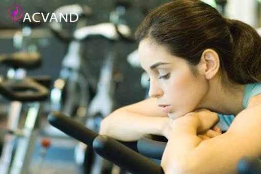 اثرات ترک کردن ورزش بر بدن