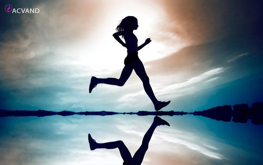 نقل قولی از کتاب زن و ورزش