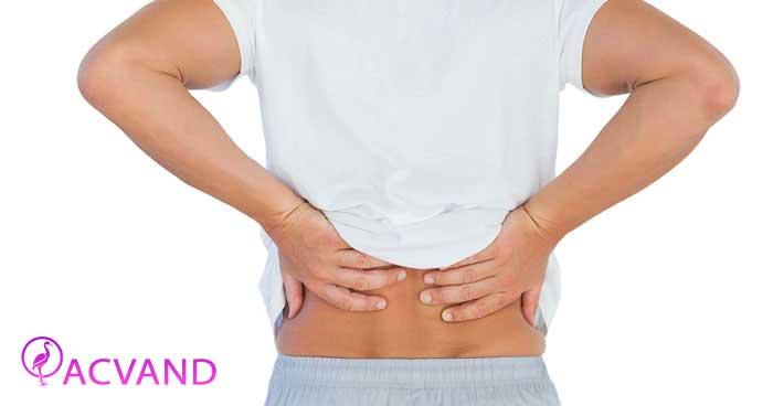 تمرینات ورزشی برای کاهش کمر درد
