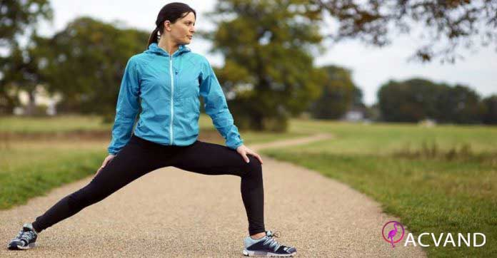 ورزش کردن در فضای باز