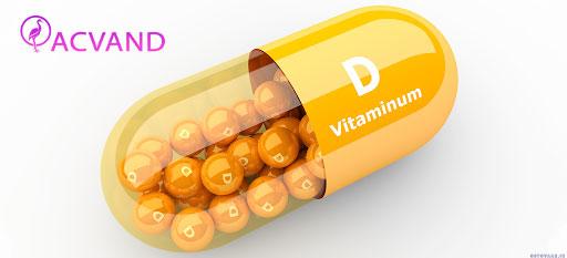 - کمک به جذب ویتامین دی