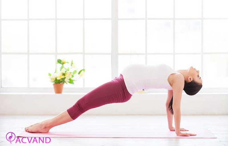 ورزش یوگا و بارداری