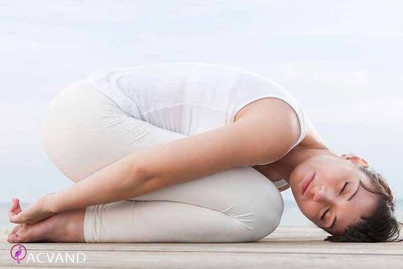 ورزش یوگا و مدیتیشن