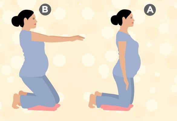 فواید پیلاتس در بارداری