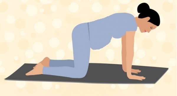 تمرینات پیلاتس در بارداری