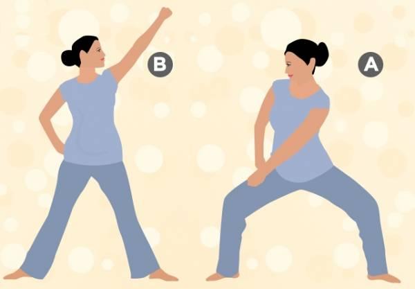9 تمرین پیلاتس در بارداری
