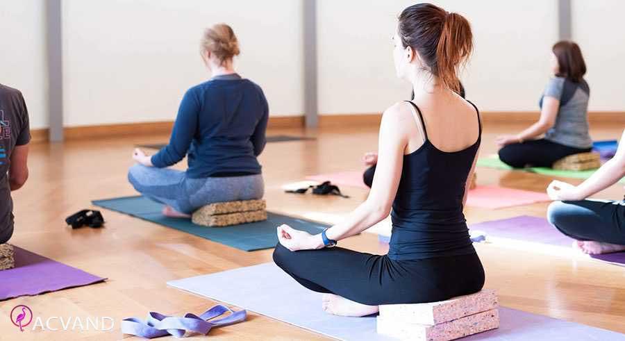 انواع سبک های یوگا