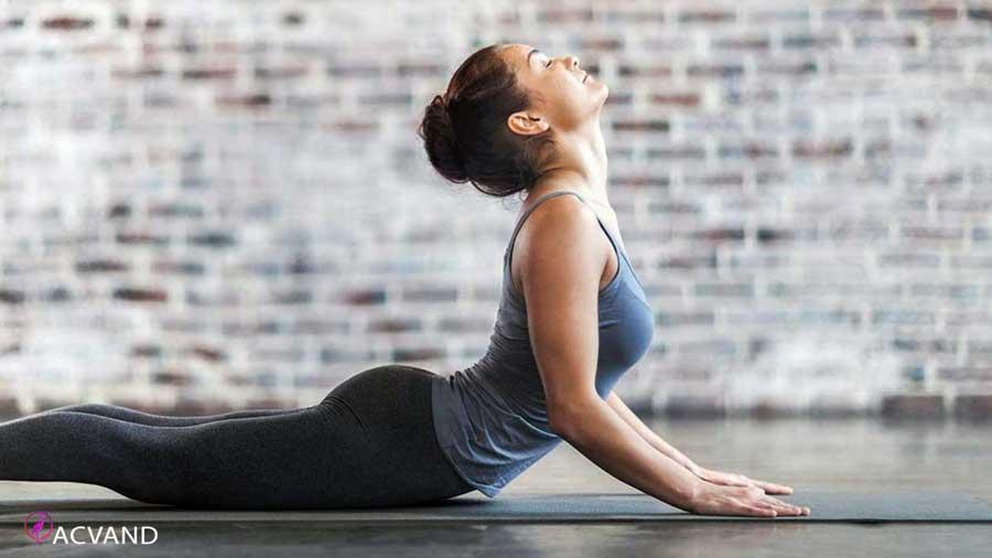 ورزش آرامش بخش یوگا