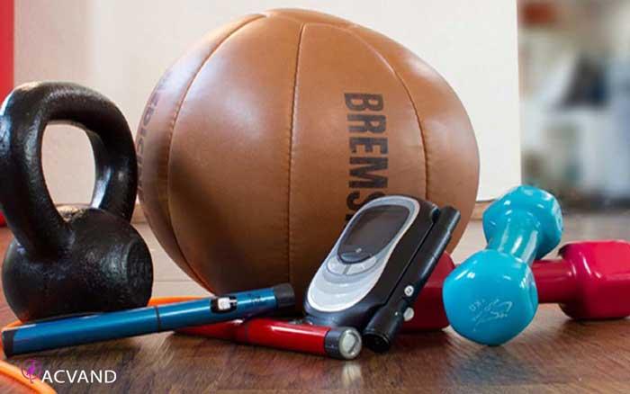 ورزش و دیابت