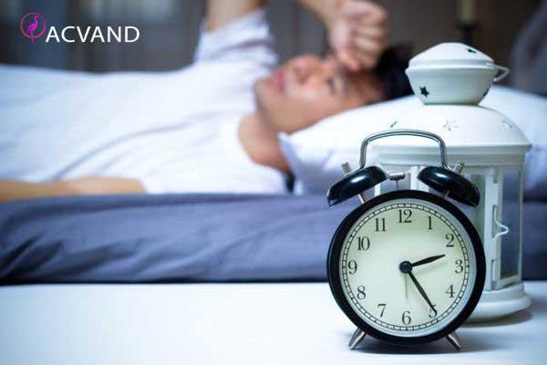 میزان خواب