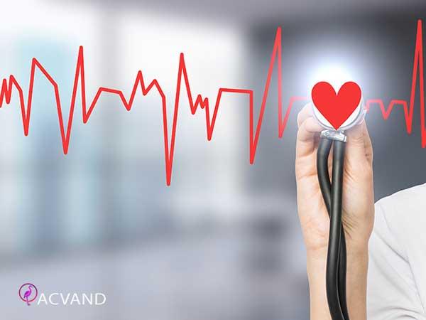 بیماری قلبی و ورزش کردن