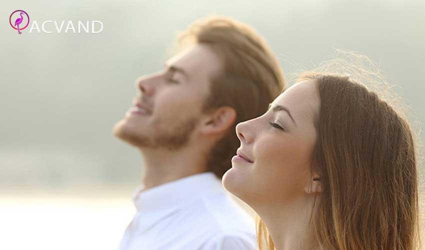 بهبود تنفس با ورزش یوگا