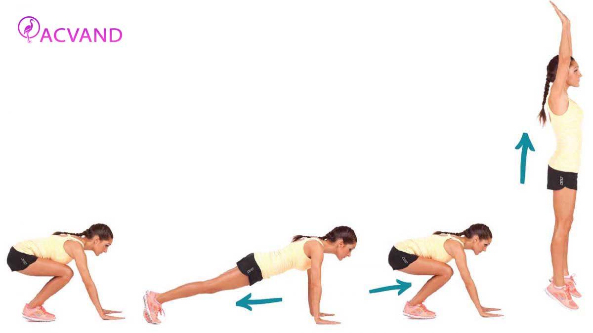 حرکت ورزشی برپی