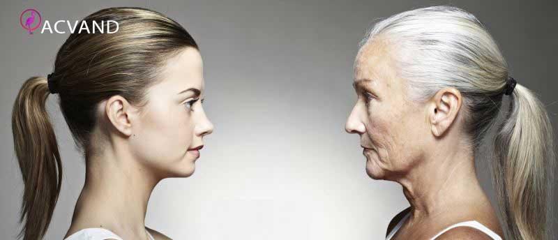 افزایش طول عمر و جلوگیری از پیری