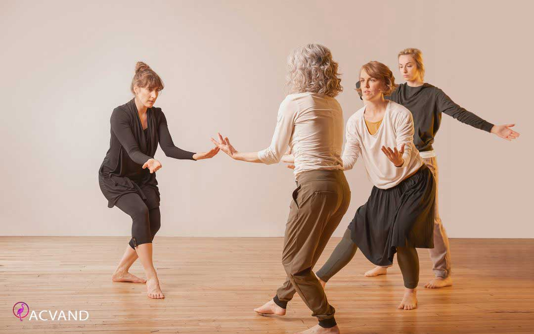 رابطه رقص و لاغری