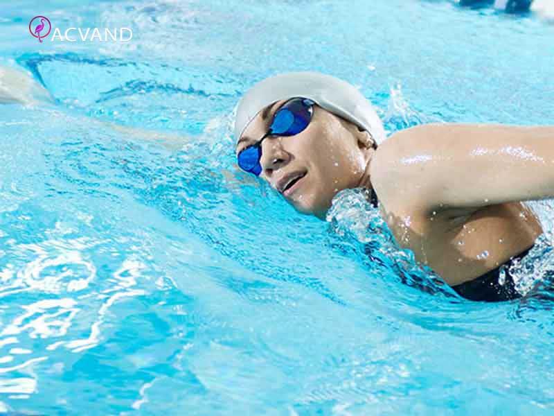 شنا کردن و لاغری