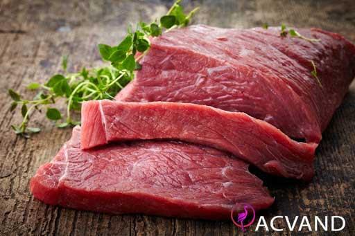 مصرف گوشت و لاغری